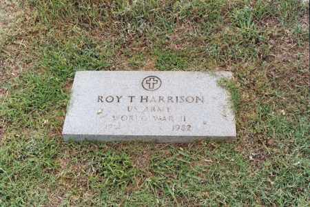 HARRISON (VETERAN WWII), ROY THOMAS - White County, Arkansas | ROY THOMAS HARRISON (VETERAN WWII) - Arkansas Gravestone Photos