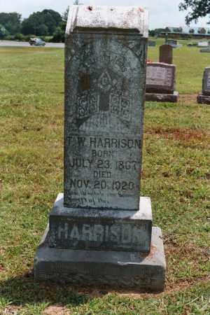 HARRISON, THOMAS WASHINGTON - White County, Arkansas | THOMAS WASHINGTON HARRISON - Arkansas Gravestone Photos