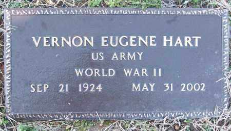 HART (VETERAN WWII), VERNON EUGENE - White County, Arkansas | VERNON EUGENE HART (VETERAN WWII) - Arkansas Gravestone Photos