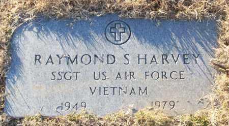 HARVEY (VETERAN VIET), RAYMOND S - White County, Arkansas | RAYMOND S HARVEY (VETERAN VIET) - Arkansas Gravestone Photos