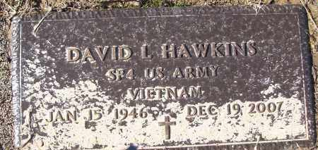 HAWKINS (VETERAN VIET), DAVID L - White County, Arkansas | DAVID L HAWKINS (VETERAN VIET) - Arkansas Gravestone Photos