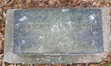 HAYGOOD  (VETERAN WWI), HERSCHEL - White County, Arkansas | HERSCHEL HAYGOOD  (VETERAN WWI) - Arkansas Gravestone Photos