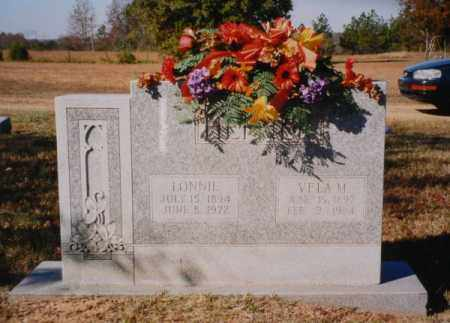 HEFNER, WALTER LONNIE - White County, Arkansas | WALTER LONNIE HEFNER - Arkansas Gravestone Photos