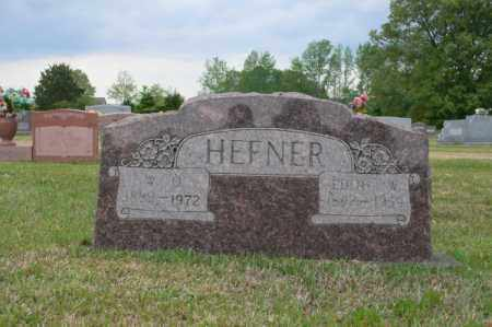 HEFNER, WILLIAM OREN - White County, Arkansas | WILLIAM OREN HEFNER - Arkansas Gravestone Photos