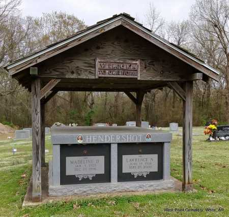 HENDERSHOT GRAVE OVERVIEW,  - White County, Arkansas |  HENDERSHOT GRAVE OVERVIEW - Arkansas Gravestone Photos