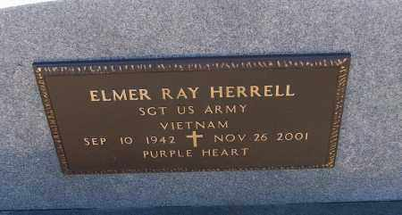 HERRELL (VETERAN VIET), ELMER RAY - White County, Arkansas | ELMER RAY HERRELL (VETERAN VIET) - Arkansas Gravestone Photos
