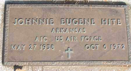 HITE (VETERAN), JOHNNIE EUGENE - White County, Arkansas | JOHNNIE EUGENE HITE (VETERAN) - Arkansas Gravestone Photos