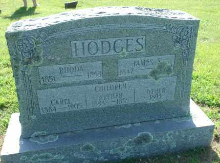 HODGES, JAMES SAMUEL - White County, Arkansas | JAMES SAMUEL HODGES - Arkansas Gravestone Photos