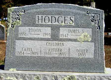 HODGES, RODA JANE - White County, Arkansas | RODA JANE HODGES - Arkansas Gravestone Photos