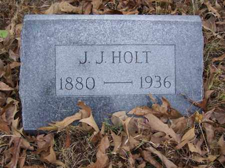 HOLT, J. J. - White County, Arkansas | J. J. HOLT - Arkansas Gravestone Photos