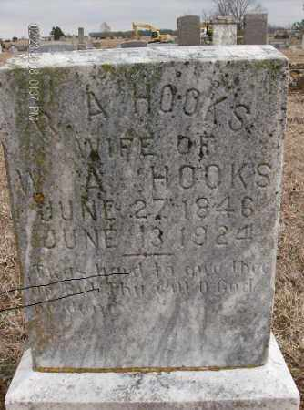 HOOKS, REBECCA ANN - White County, Arkansas | REBECCA ANN HOOKS - Arkansas Gravestone Photos