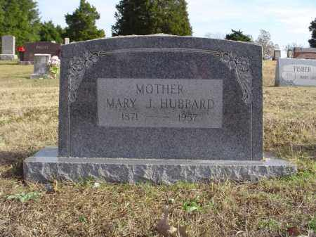 QUATTLEBAUM HUBBARD, MARY JANE - White County, Arkansas | MARY JANE QUATTLEBAUM HUBBARD - Arkansas Gravestone Photos