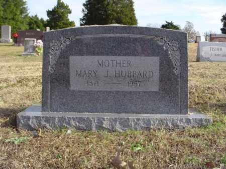 HUBBARD, MARY JANE - White County, Arkansas | MARY JANE HUBBARD - Arkansas Gravestone Photos