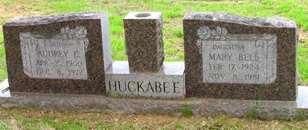 HUCKABEE, AUDREY E - White County, Arkansas | AUDREY E HUCKABEE - Arkansas Gravestone Photos