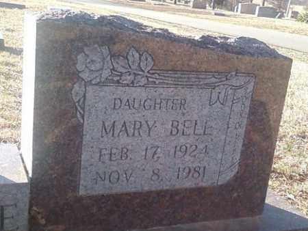 HUCKABEE, MARY BELL - White County, Arkansas | MARY BELL HUCKABEE - Arkansas Gravestone Photos