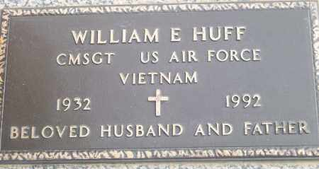 HUFF (VETERAN VIET), WILLIAM E - White County, Arkansas | WILLIAM E HUFF (VETERAN VIET) - Arkansas Gravestone Photos