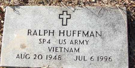 HUFFMAN (VETERAN VIET), RALPH - White County, Arkansas | RALPH HUFFMAN (VETERAN VIET) - Arkansas Gravestone Photos