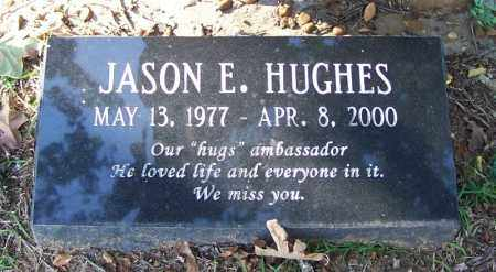HUGHES, JASON E - White County, Arkansas | JASON E HUGHES - Arkansas Gravestone Photos