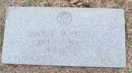 HURST (VETERAN VIET), DAVID M - White County, Arkansas | DAVID M HURST (VETERAN VIET) - Arkansas Gravestone Photos