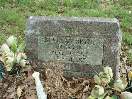 JACKSON, DOUGLAS BRYNE - White County, Arkansas | DOUGLAS BRYNE JACKSON - Arkansas Gravestone Photos