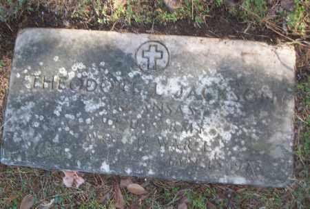 JACKSON (VETERAN WWI), THEODORE L - White County, Arkansas | THEODORE L JACKSON (VETERAN WWI) - Arkansas Gravestone Photos