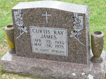 JAMES, CURTIS RAY - White County, Arkansas | CURTIS RAY JAMES - Arkansas Gravestone Photos