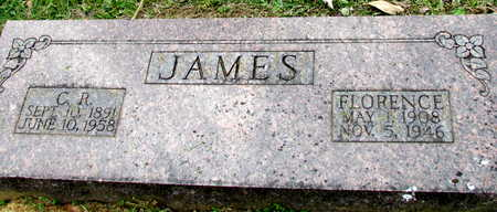 JAMES, FLORENCE - White County, Arkansas | FLORENCE JAMES - Arkansas Gravestone Photos