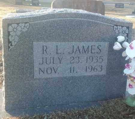 JAMES, R L - White County, Arkansas | R L JAMES - Arkansas Gravestone Photos