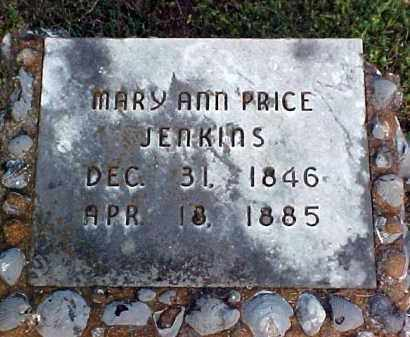 JENKINS, MARY ANN - White County, Arkansas | MARY ANN JENKINS - Arkansas Gravestone Photos