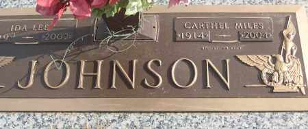 JOHNSON, IDA LEE - White County, Arkansas | IDA LEE JOHNSON - Arkansas Gravestone Photos