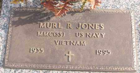 JONES (VETERAN VIET), MURL R - White County, Arkansas | MURL R JONES (VETERAN VIET) - Arkansas Gravestone Photos