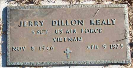 KEALY (VETERAN VIET), JERRY DILLON - White County, Arkansas | JERRY DILLON KEALY (VETERAN VIET) - Arkansas Gravestone Photos