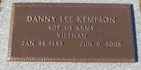 KEMPSON (VETERAN VIET), DANNY LEE - White County, Arkansas | DANNY LEE KEMPSON (VETERAN VIET) - Arkansas Gravestone Photos