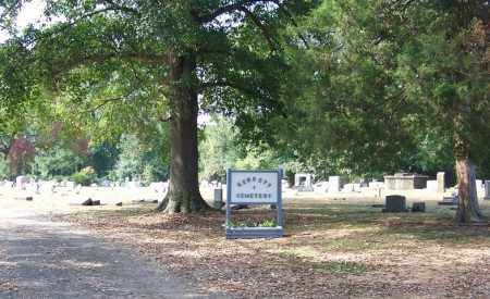 *KENSETT CEMETERY SIGN,  - White County, Arkansas |  *KENSETT CEMETERY SIGN - Arkansas Gravestone Photos