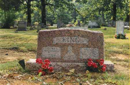 KING, ODIS - White County, Arkansas | ODIS KING - Arkansas Gravestone Photos