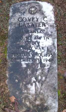 LASATER (VETERAN WWI), COVEY C - White County, Arkansas | COVEY C LASATER (VETERAN WWI) - Arkansas Gravestone Photos