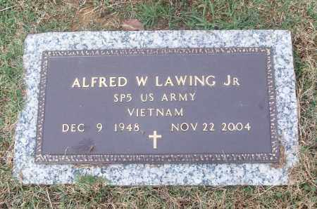 LAWING, JR  (VETERAN VIET), ALFRED W - White County, Arkansas | ALFRED W LAWING, JR  (VETERAN VIET) - Arkansas Gravestone Photos