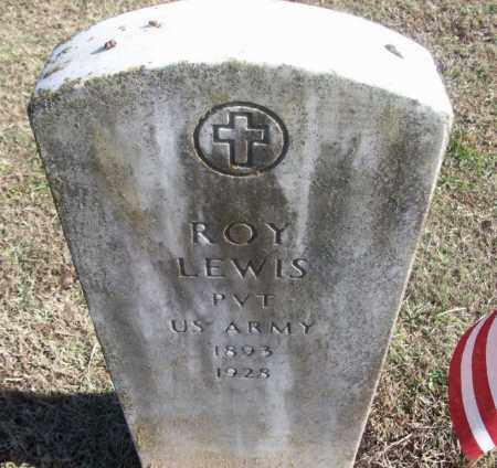 LEWIS  (VETERAN WWI), ROY - White County, Arkansas | ROY LEWIS  (VETERAN WWI) - Arkansas Gravestone Photos