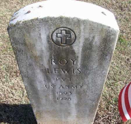 LEWIS  (VETERAN WWI), ROY - White County, Arkansas | ROY LEWIS  (VETERAN WWI) - Arkansas Gravestone Photos