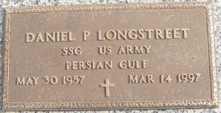 LONGSTREET (VETERAN PGW), DANIEL P - White County, Arkansas | DANIEL P LONGSTREET (VETERAN PGW) - Arkansas Gravestone Photos