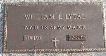 LYTAL (VETERAN WWII), WILLIAM L - White County, Arkansas | WILLIAM L LYTAL (VETERAN WWII) - Arkansas Gravestone Photos