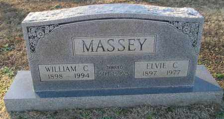 MASSEY, ELVIE C - White County, Arkansas | ELVIE C MASSEY - Arkansas Gravestone Photos