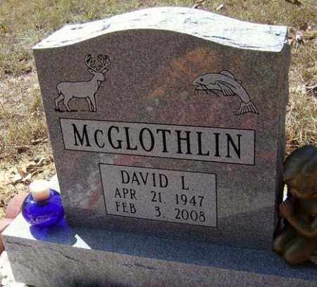 MCGOTHLIN, DAVID L - White County, Arkansas | DAVID L MCGOTHLIN - Arkansas Gravestone Photos