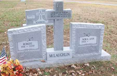 MCLAUGHLIN  (VETERAN), ROBERT - White County, Arkansas | ROBERT MCLAUGHLIN  (VETERAN) - Arkansas Gravestone Photos