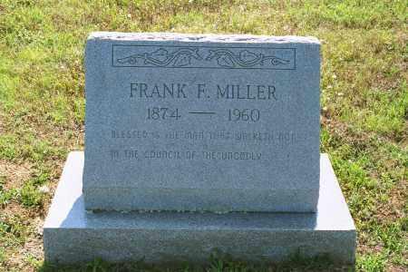 MILLER, FRANK FLETCHER - White County, Arkansas | FRANK FLETCHER MILLER - Arkansas Gravestone Photos