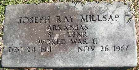 MILLSAP (VETERAN WWII), JOSEPH RAY - White County, Arkansas | JOSEPH RAY MILLSAP (VETERAN WWII) - Arkansas Gravestone Photos
