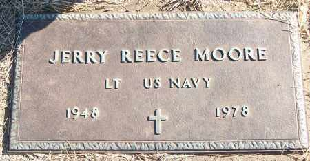 MOORE (VETERAN), JERRY REECE - White County, Arkansas | JERRY REECE MOORE (VETERAN) - Arkansas Gravestone Photos