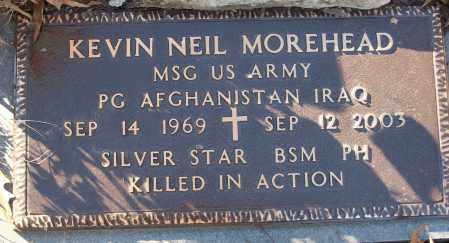 MOREHEAD (VETERAN 3 WARS, KIA), KEVIN NEIL - White County, Arkansas | KEVIN NEIL MOREHEAD (VETERAN 3 WARS, KIA) - Arkansas Gravestone Photos