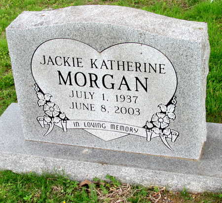 MORGAN, JACKIE KATHERINE - White County, Arkansas | JACKIE KATHERINE MORGAN - Arkansas Gravestone Photos