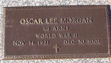 MORGAN (VETERAN WWII), OSCAR LEE - White County, Arkansas | OSCAR LEE MORGAN (VETERAN WWII) - Arkansas Gravestone Photos
